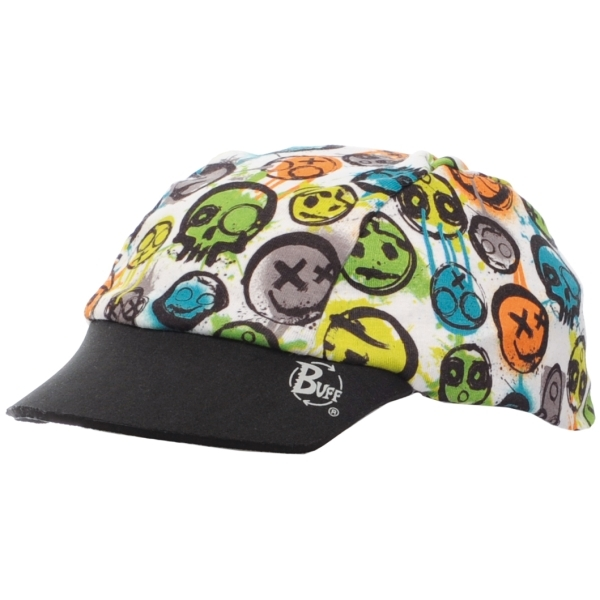 Кепка двусторонняя BUFF CAP KIDS SKULLY