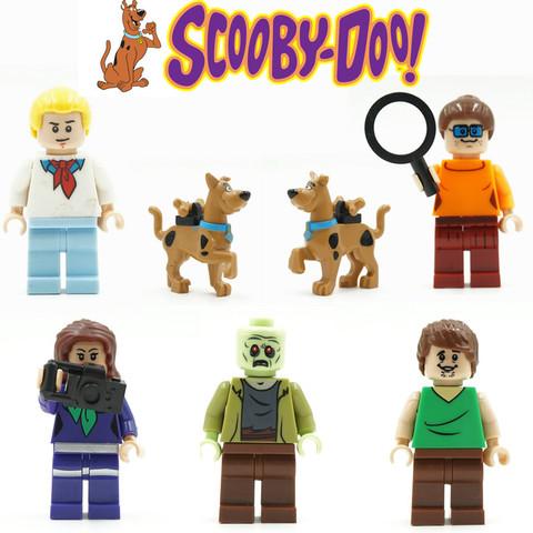Minifigures SH 036 Scooby-Doo
