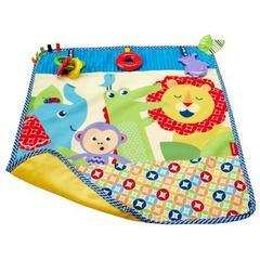 Fisher-Price Мягкое коврик-одеяло