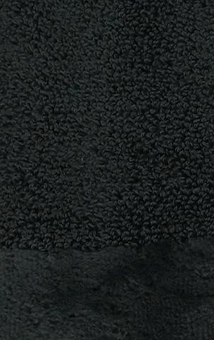 Набор полотенец 2 шт Carrara Fyber графит
