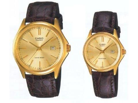 Купить Парные часы Casio Standard: MTP-1183Q-9A и LTP-1183Q-9A по доступной цене