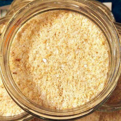Ароматная соль с кунжутом