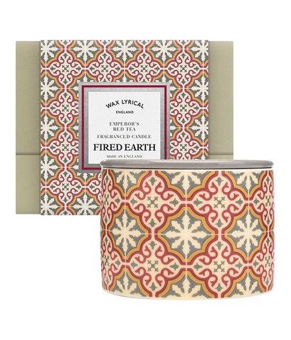 Свеча ароматическая в керамике Императорский красный чай, Wax Lyrical