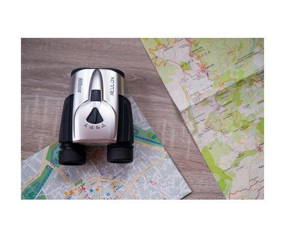 бинокль для путешественников Aculon T11