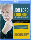 Jon Lord, Royal Liverpool Philharmonic Orchestra, Paul Mann / Concerto For Group And Orchestra (Blu-ray+CD)