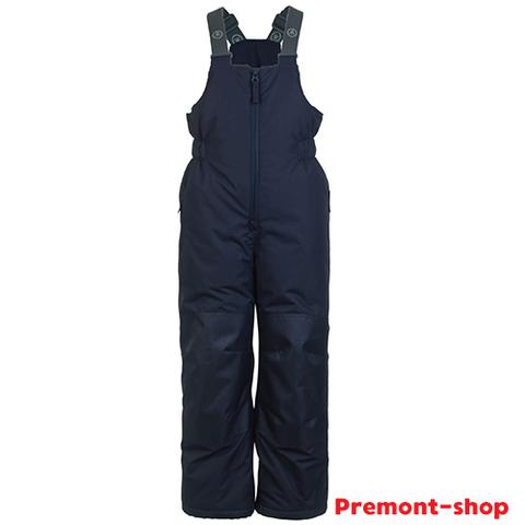 Брюки-полукомбинезон Premont WP83702 Blue зимние