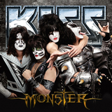 Kiss / Monster (CD)