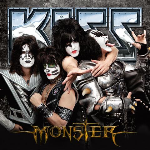 Kiss / Monster (CD)