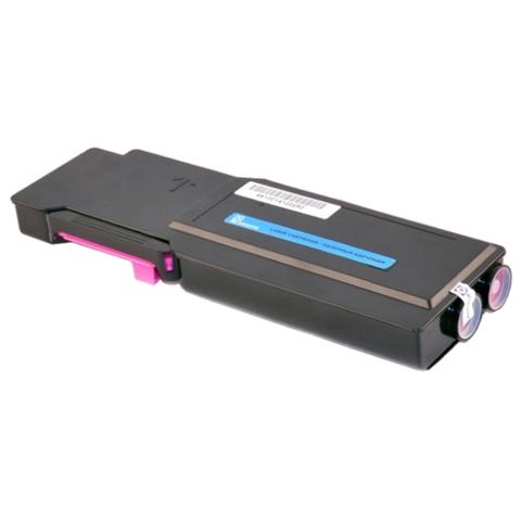 Совместимый картридж Xerox Phaser 6600 / WC6605 (106R02234) пурпурный повышенной ёмкости. Ресурс 6000 страниц
