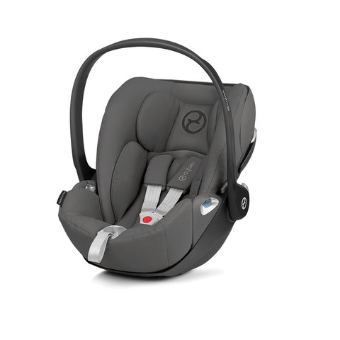 Cybex Cloud Z i-Size Manhattan Grey