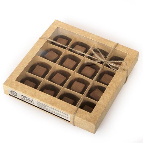 Конфеты ореховые без рафинированного сахара. 110 г.