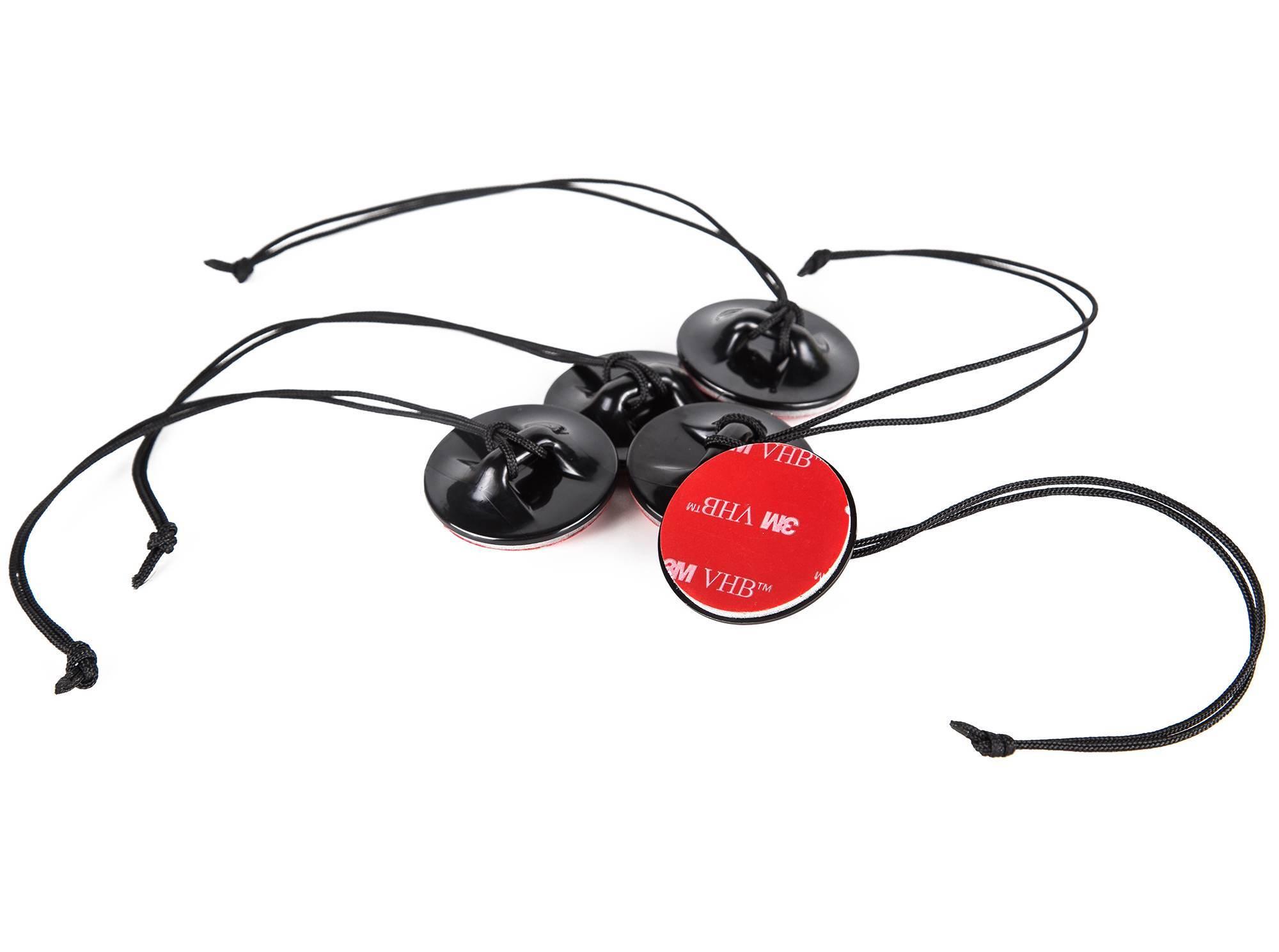 Набор для дополнительной фиксации GoPro Camera Tethers ATBKT-005