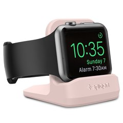 Подставка Spigen Apple Watch Stand S350 Rose
