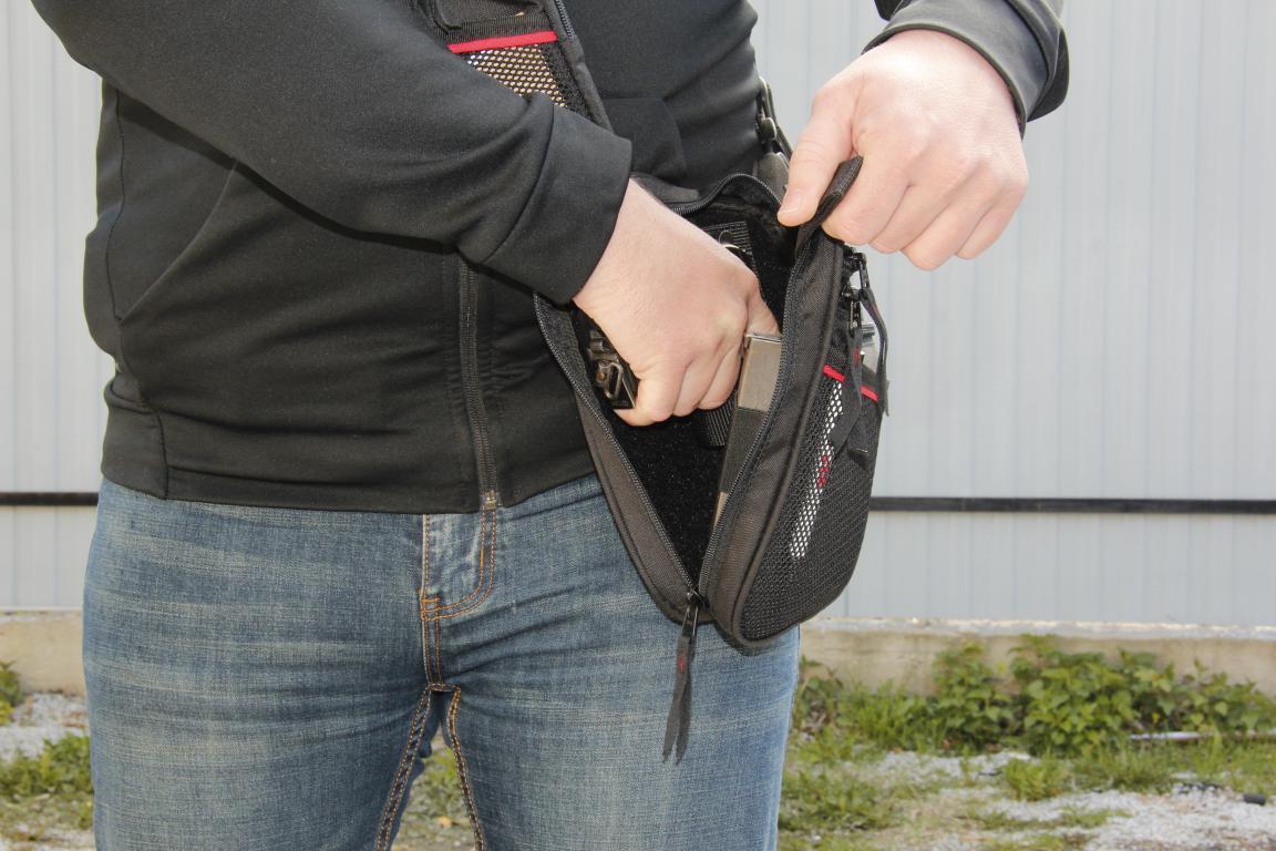 Сумка для ношения оружия «Спорт» Стич Профи