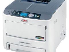Цветной принтер OKI PRO6410 NeonColor (44205344)