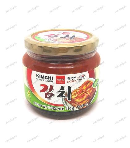 Корейская острая капуста Кимчи, 410 гр.