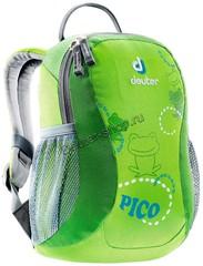 Рюкзак детский Deuter Pico зеленый