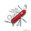 Нож перочинный Victorinox Explorer 91мм 16 функций красный (1.6703) нож перочинный victorinox swisschamp 1 6794 69 91мм 29 функций твердая древесина