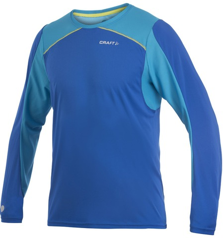 Рубашка беговая мужская Craft Performance