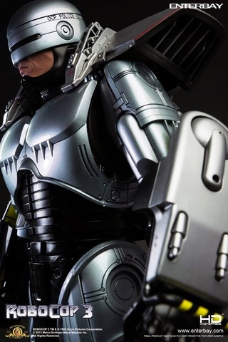 Robocop 3 - HD Masterpiece 1/4 Scale Robocop