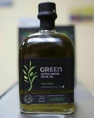 Нефильтрованное оливковое масло первого холодного отжима Агурелио Attika Food 500 мл