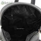 Сумка Саломея 547 французский сфинкс серый (рюкзак)