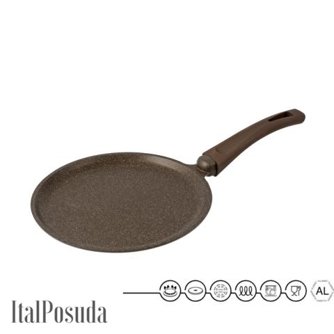 Блинная сковорода TIMA Мускат, индукционная, 22 см