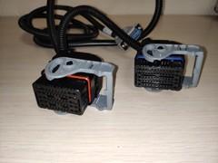 Кабель ЭБУ 55+65 pin v.2.1 (длина 1.5м)