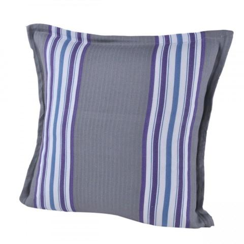 Элитная подушка декоративная Rhode Island серая от Casual Avenue