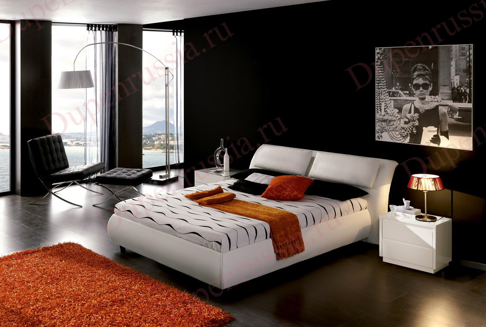 Кровать DUPEN 615 MEG