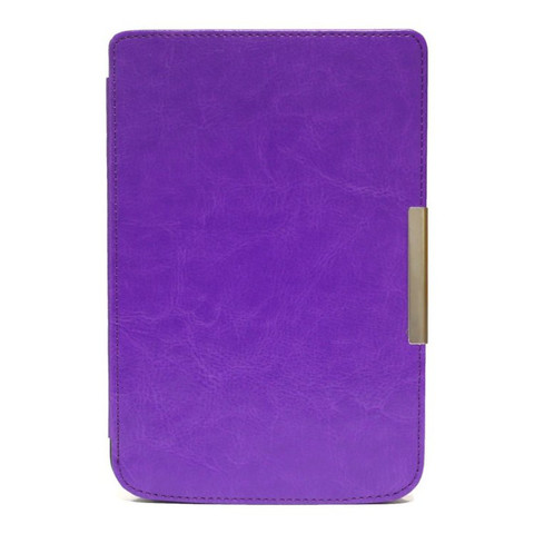 Чехол Hard Case With Clips для PocketBook 614/615/624/625/626/640/641 Violet Фиолетовый
