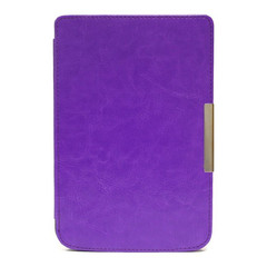 Чехол Hard Case With Clips для PocketBook 624/626/614/625/641 Violet Фиолетовый