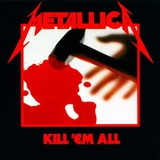 Metallica ‎/ Kill 'Em All (CD)