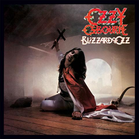 Ozzy Osbourne / Blizzard Of Ozz (LP)