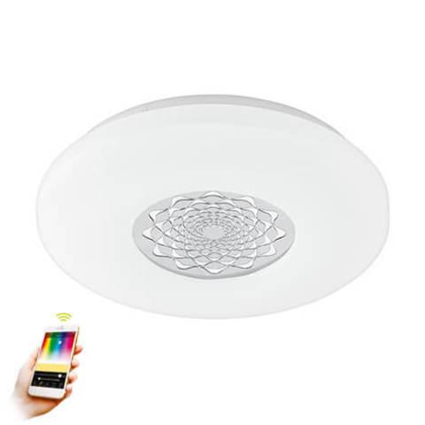 Светильник светодиодный настенно-потолочный умный свет EGLO connect Eglo CAPASSO-C 96821