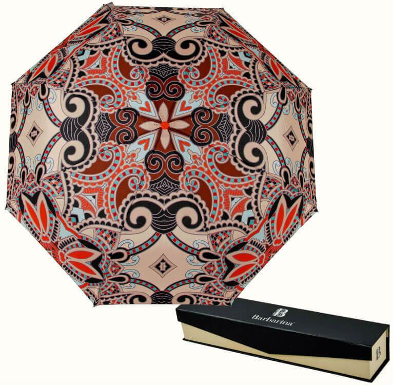 Зонт складной Barbarina 2305 Cachemire