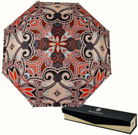 Купить онлайн Зонт складной Barbarina 2305 Cachemire в магазине Зонтофф.