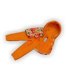 Костюм с жилетом - Оранжевый. Одежда для кукол, пупсов и мягких игрушек.