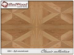 Ламинат Redwood №6061 Дуб альпийский коллекция Classic