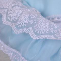 Демисезонный конверт - одеяо Волшебство (мятный)