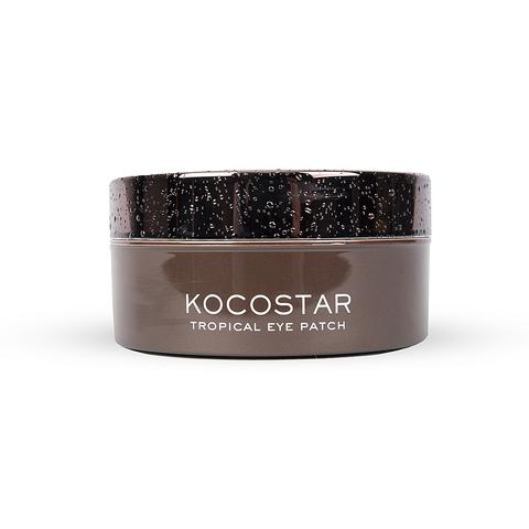 KOCOSTAR | Kocostar Гидрогелевые патчи для глаз Тропические фрукты (60 патчей/30 пар) (Кокос), (90 г)