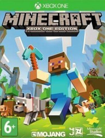 Xbox One Minecraft (русские субтитры)