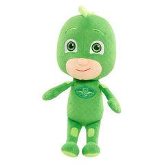 Мягкая Игрушка Гекко (Gecko) - Герои в Масках,  Just Play