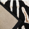 Набор полотенец 2 шт Roberto Cavalli Zebrato натуральный