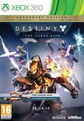 ИГРА XBOX Destiny: The Taken King.LE en