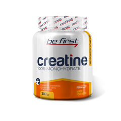BE FIRST CREATINE POWDER 300 Г БЕЗ ВКУСА