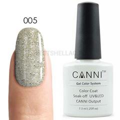 Canni, Гель-лак 005, 7,3 мл