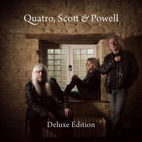Quatro, Scott & Powell / Quatro, Scott & Powell (Deluxe Edition)(2LP)