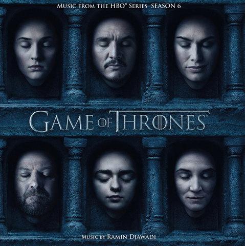 Комплект из 2-х виниловых пластинок. Music From Game Of Thrones Season 6