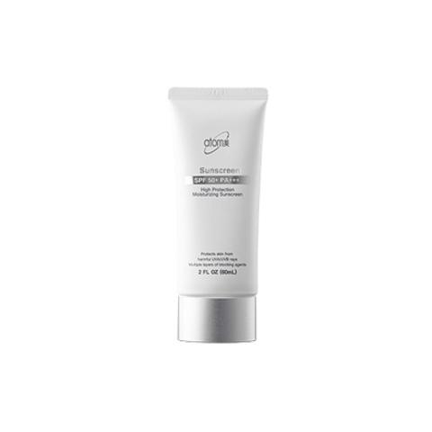 Солнцезащитное средство ATOMY Sunscreen White SPF50+ PA+++ 60ml